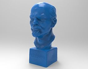 3D printable model Lenin sculpt
