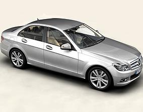 Mercedes C-Class 2007 3D