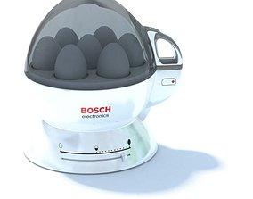 Kitchen Gadget Egg Timer 3D