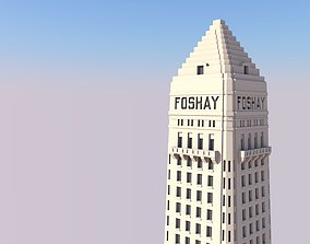 Foshay Tower 3D printable model