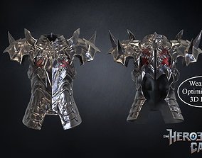 Final Fantasy XIV - Dark Knight Chaos 3D print model