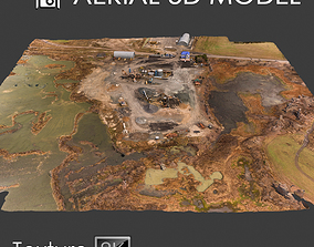 3D model Aerial scan 24