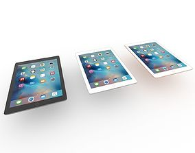 Apple iPad 3D electronics
