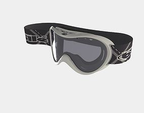 snow goggle ski mask 3D