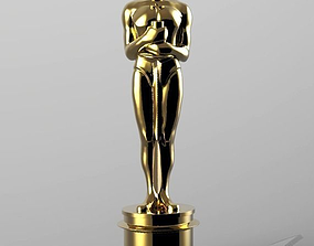 Oscar Fan art For 3Dprint awards
