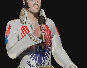 Elvis Presley music 3D printable model