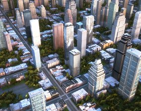 3D Real Time City 12