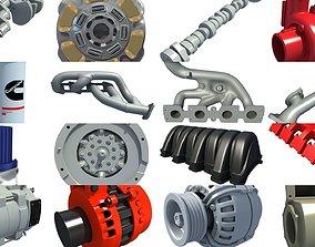 part Engine Parts 3D Models