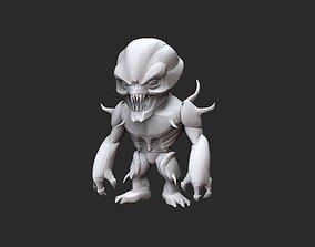 Imp Doom Collectable Toy 3D Model STL File