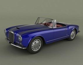 3D model Lancia Aurelia Gran Turismo