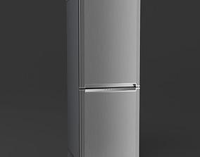 3D Double Door Refrigerator