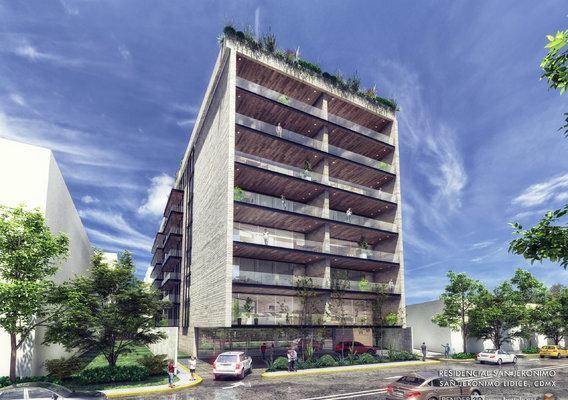 San Jerónimo Apartments Building
