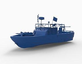 Battleship mods8 3D print model