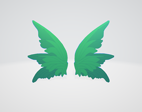 Fairy Wings 3D printable model