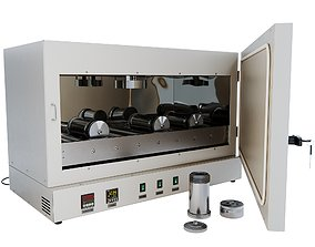 Roller Heater 2 Model Da Rp20 By Mikron PBR
