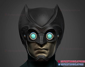 3D printable model Owlman Helmet - DC Comics