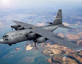 3D C-130 Hercules