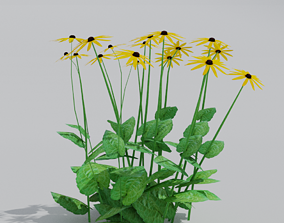 Goldstrum Plant 3D model