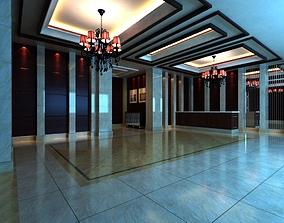 Lobby 005 3D