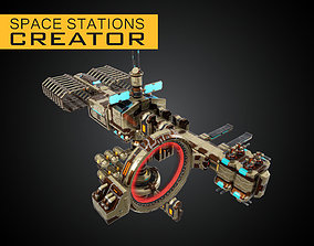 Space Stations Creator 3D model