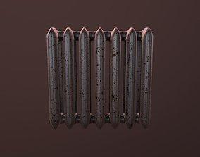 Soviet Radiator 3D asset
