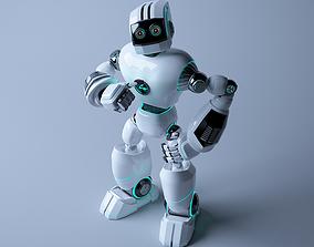 3D model Space Robot 2