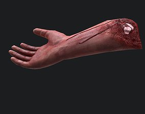 3D asset Severed Arm