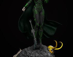 3D printable model Hela - Thor Ragnarok