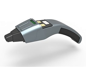3D print model Boomerang phaser from Star Trek Voyager