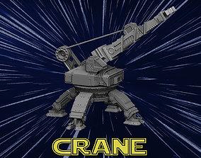 Crane 3D printable model