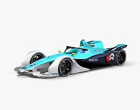 Nio Formula E 2020 3D model