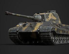 3D model tiger 2