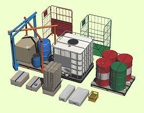 Transportation Other Model 3D