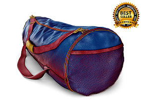 3D model Duffle bag