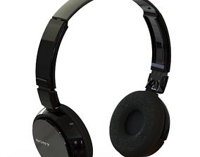Sony Headphones 3D