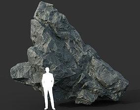 Black Rock Formation 05 191228 3D asset
