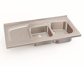 Kitchen sink 20 3D