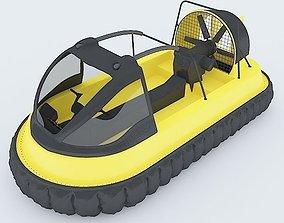 Turbo speed Boat 3D