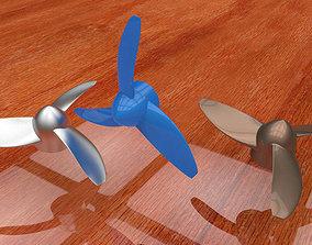 a propeller 3D
