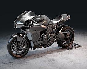 3D Ducati MH900 Heritage