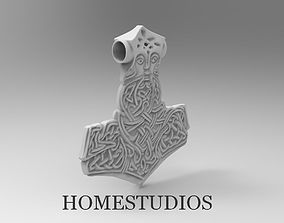Hammer of Thor 3D printable model