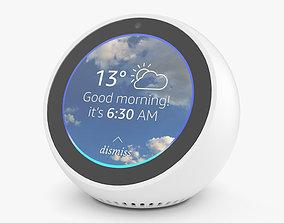 3D model Amazon Echo Spot White