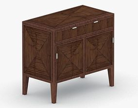 0293 - Dresser 3D model