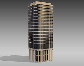 Commercial Building 012 3D model