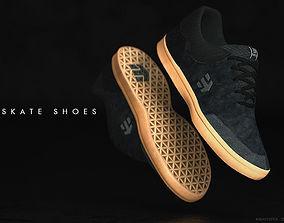 Sneakers - Skate Shoes 3D model