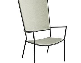 3D Jig Easy Chair High Back