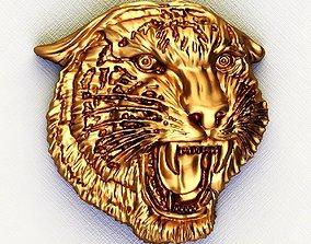3D printable model Applied part Tiger
