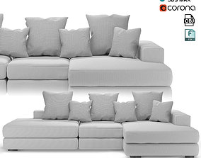 3D Boconcept Sofa Cenova
