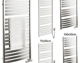 Terma Heated towel rail 3D