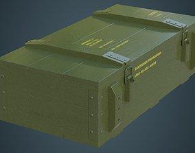 3D asset Ammunition Box 2A
